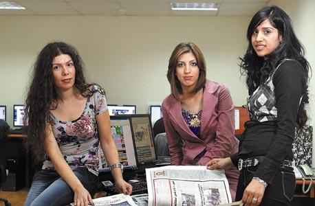 האחיות נסרין, נווארה ופרידה ג'אבר