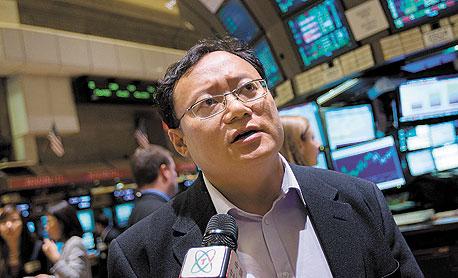 """ג'וזף צ'ן, מנכ""""ל רנרן ב-2011"""