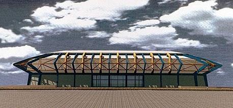 עיריית באר שבע הוציאה מכרז להקמת היכל ספורט שיכלול 3,000 מקומות