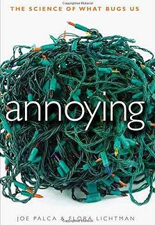 """עטיפת הספר """"Annoying"""""""