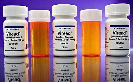 תרופות לטיפול באיידס (ארכיון), צילום: בלומברג