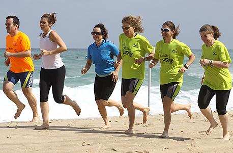 5 קבוצות טריאתלון לנשים