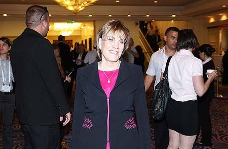 """גליה מאור, מנכ""""ל לאומי, צילום: עמית שעל"""