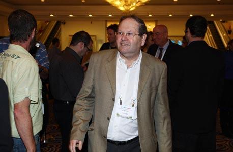 יהודה ברנר, בנק לאומי, צילום: עמית שעל