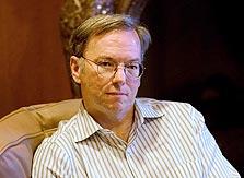 """ינהל מלחמה על הספרים היתומים, מפגין חוסר ספורטיביות: מנכ""""ל גוגל, אריק שמידט"""