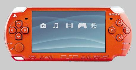 קונסולת משחק Sony PSP 3004