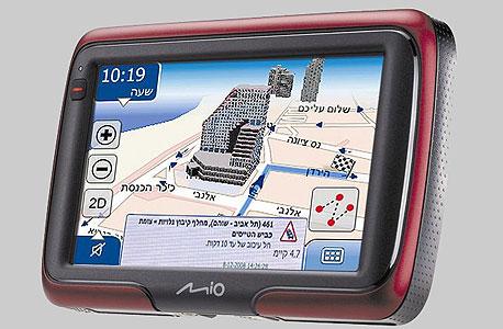 מערכת GPS S501 של Mio