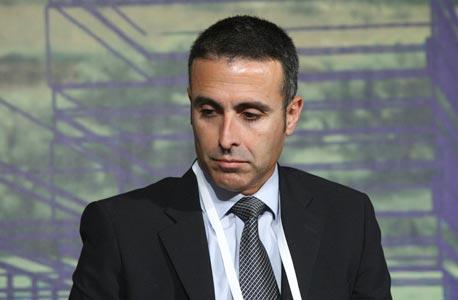 יהודה בן אסאייג מנהל קרן הפנסיה מבטחים, צילום: עמית שעל