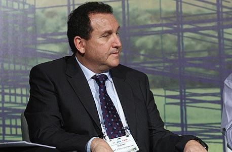 יואל מינץ, ראש מערך בנייה  בלאומי, צילום: עמית שעל