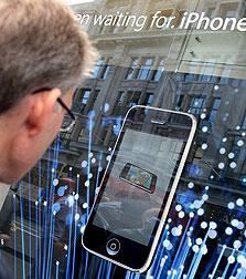 היו שלום, לוזרים. אפל משתמשת וזורקת. אייפון