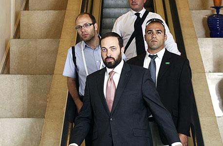 שר הבינוי והשיכון, אריאל אטיאס, צילום: אוראל כהן