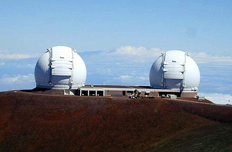 מצפה כוכבים בהוואי