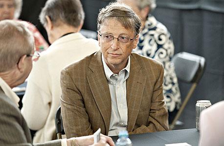 ביל גייטס, מייסד מיקרוסופט. חדים לכם חידות בראיון? זה בגללו, צילום: בלומברג
