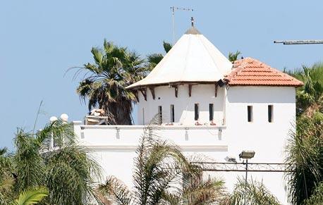 """בית המשפט הורה על סגירת גן הארועים """"הטירה בגעש"""" באופן מיידי"""