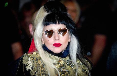 ליידי גאגא. הרוויחה 52 מיליון דולר, צילום: איי אף פי