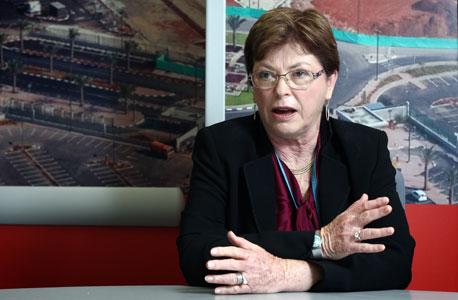 """מקסין פסברג, מנכ""""לית אינטל ישראל , צילום: עמית שעל"""