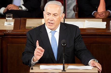 """נתניהו: """"אנחנו חייבים ישראל ירוקה"""""""
