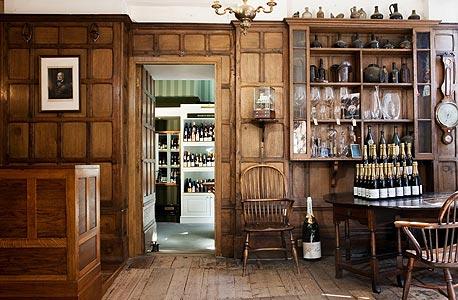 Berry Bros. & Rudd. חנות יין עם היסטוריה
