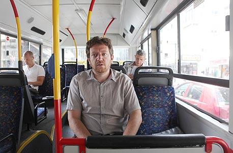 עד מהרה התברר לי כי כל אזור מרכז הארץ הוא פקק תעבורה ענק, שבו לא מומלץ לאיש לנסוע באוטובוס