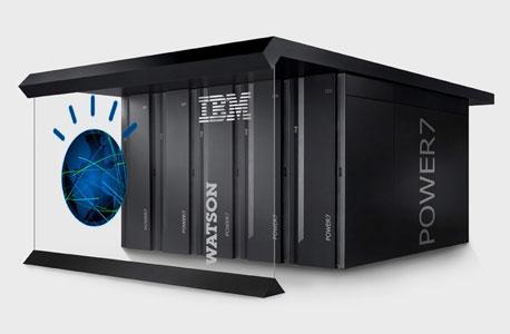 ווטסון מייצג את השילוב האולטימטיבי של טכנולוגיות הענן והביג דאטה של החברה