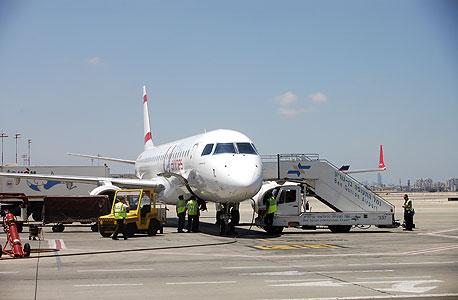 """שדה התעופה נתב""""ג, צילום: יסמין גיל"""