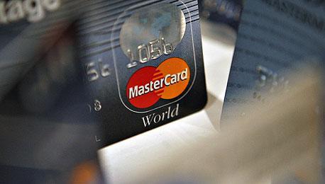 מאסטרקארד מורידה את תחזית ההכנסות למחצית השנייה של 2012