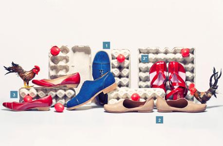 הנעליים הנבחרות