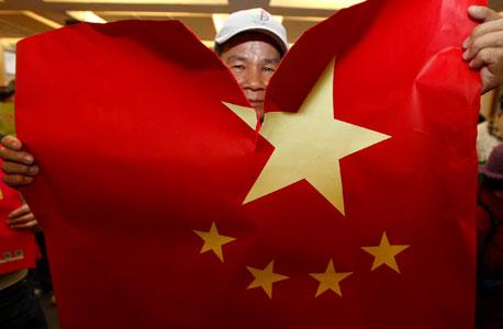 הקטר הסיני ימשיך לדהור?, צילום: רויטרס