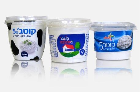 בעקבות המחאה בפייסבוק - קמעונאים מוזילים מוצרי חלב עד יום א'