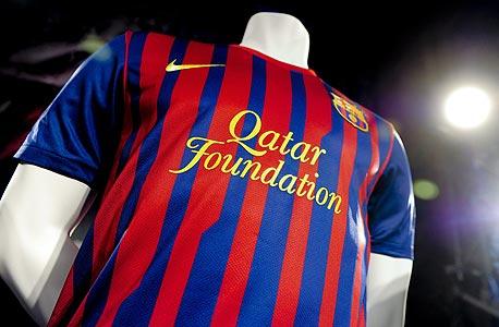 """קרן קטאר משלמת 166 מיליון יורו לברצלונה על הספונסרשיפ.  """"דוחא היא הקטר בראש השיירה של עסקי הספורט בעולם"""""""