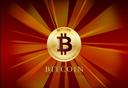 לוגו ביטקוין bitcoin מטבע אינטרנט