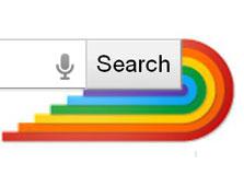 הכפתור של גוגל מתקשט לכבוד חודש הגאווה