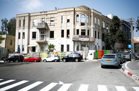 רחוב קלישר בתל אביב