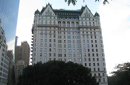 מלון הפלאזה בניו יורק. העסקה תיסגר השבוע