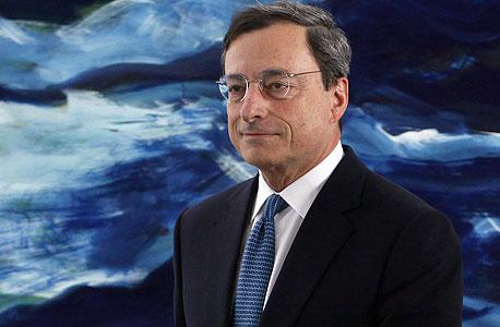 נשיא הבנק האירופי המרכזי, מריו דראגי