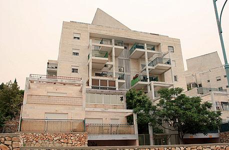 בית חדש בנצרת עילית, צילום: ערן יופי כהן