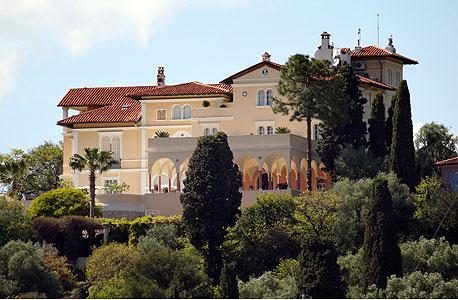 אחוזתו של פול אלן, ממייסדי מיקרוסופט. אוסף אמנות בשווי 700 מיליון דולר