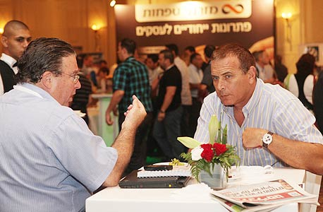 ועידה וועידה עסקים קטנים אוירה, צילום: אוראל כהן
