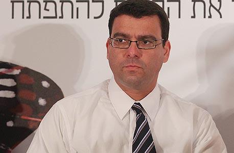 """עופר כרמל, מנכ""""ל ERN, צילום: אוראל כהן"""