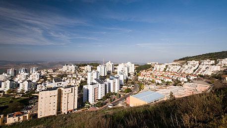 שכונת הר יונה, נוף הגליל. לשעבר נצרת עילית