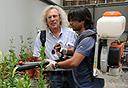 פרופ' אריה מרקוס, ממייסדי BotanoCap, צילום: ישראל יוסף