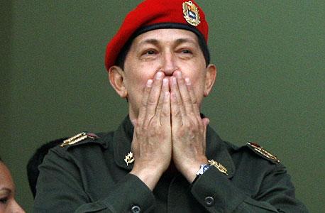 """ונצואלה מובילה פיחות במטבע; """"צ'אבס אישר את המהלך"""""""
