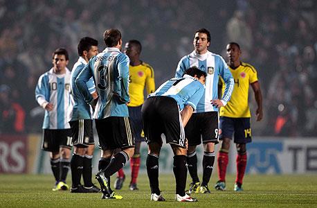 בארגנטינה הבטיחו חגיגה. אז הבטיחו