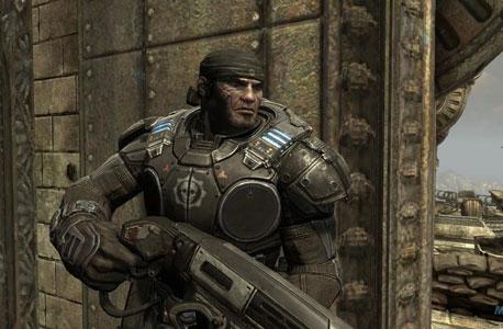 Gears of War - הלהיט הקודם של אפיק גיימס