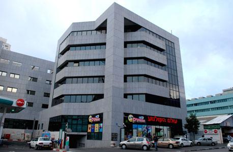 בניין חברת אורכית, צילום: יובל חן