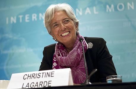 """לגארד: """"על הממשלות לפעול לעצירת הסחף הכלכלי השלילי"""""""