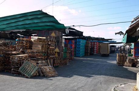 השוק הסיטונאי בירושלים