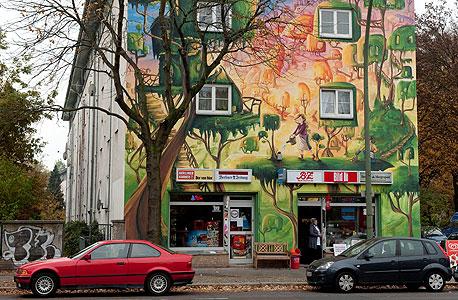 ברלין. 4.8%, צילום: אי פי איי