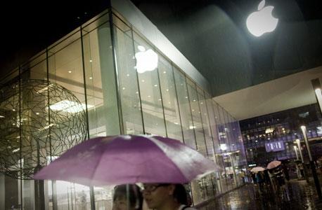 חנות אפל בסין