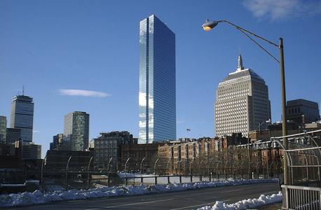 Boston, Massachusetts (illustration). Photo: cc by sea turtle